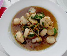 Pad Cha mit verschiedenen Meeresfrüchten oder Fisch  | Chefkoch.de