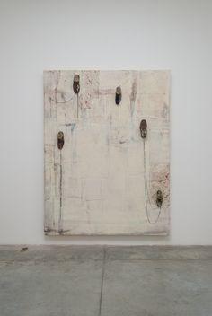 Lawrence Carroll @ Mambo - ph Gabriele Salvaterra