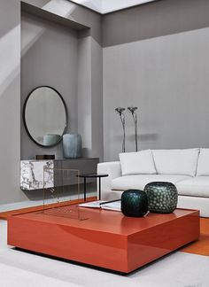 blake-von-meridiani-architonic-nowonarchitonic-interior-design-furniture-architonic - The world's most private search engine Living Room Modern, Home Living Room, Living Room Designs, Living Spaces, Table Furniture, Home Furniture, Furniture Design, Coffee Table Design, Coffee Tables