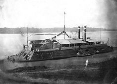 USS Cincinnati - The City-class ironclad USS Cincinnati was a stern-wheel casemate gunboat in the United States Navy during the American Civil War. She was named for Cincinnati, Ohio, and was the first ship to bear that name in the United States Navy.
