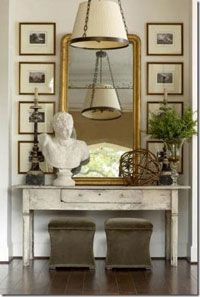 Bonny Kielty Neiman specializes in antiques and art for today's stylish home