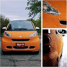 Cheezy #Halloween costume #smartcar