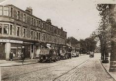 Burnside Glasgow Scotland, Scotland Travel, Royal Charter, Local History, 14th Century, Vintage Photos, Places To Visit, Street View, Irish