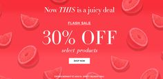Online SUMMER FLASH SALE! 30% OFF Selected Favorites . . .  Don't Wait Shop Online and Get Direct Delivery . . . What Could Be Better? Expires Midnight 6/24/2016 Shop PJ's Avon at https://www.avon.com/default.aspx?code=&s=ShopStore&c=repPWP&otc=&setlang=1&repid=3195905