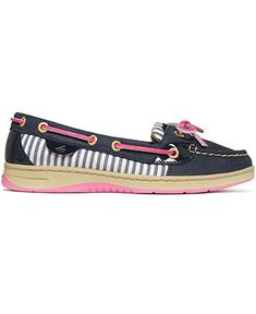 Hit the deck with a striped boat shoe Sperry Top-Sider Womens Shoes BUY NOW!