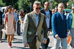 PITTI UOMO 2014  #pittiuomo #fashion #style #menstyle #menfashion http://sochnik.com.ua/fashion/pitti-uomo-2014-luchshie-street-style-foto-ot-tommy-ton/