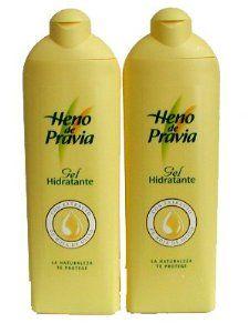 2 Bottles Heno De Pravia By Gal Shower Gel 22 Oz. by Heno de Pravia. $29.99. Imported Shower Gel. 2 Bottles. 22 oz. Bottle. Bath & Shower Gel. Imported from Spain Bath & Shower Gel