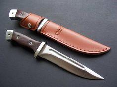Buck Straight Blade