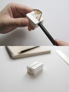 The Zirconia Sharpener is an expression of the beauty of analog!