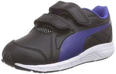 Puma Axis v4 SL V Inf, Unisex-Kinder Sneakers, Schwarz (black-surf the web 05), 29 EU (11 Kinder UK) - http://on-line-kaufen.de/puma/29-eu-puma-axis-v4-sl-v-inf-unisex-kinder-sneakers-2