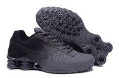 Nike Shox Deliver Men Athletic Shoe Black  amp  Grey Size 11  fashion   clothing 4e9313297