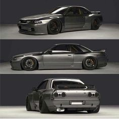 Nissan GTR is the number 1 japanese jdm car it was the first japanese car to win a world circut it earned the name godzilla and skyline Nissan Gt R, Nissan 350z, Tuner Cars, Jdm Cars, R32 Gtr, Nissan Gtr Skyline, R32 Skyline, Nissan Silvia, Drifting Cars