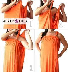 Hipknoties tutorial