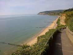 Photo A Buckley - My photo of Lake beach looking accross to Shanklin Isle of Wight UK