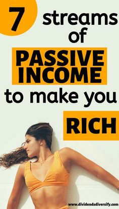 Income Producing Assets For Passive Income It is great to have multiple income streams. Passive Income Streams, Creating Passive Income, Extra Cash, Extra Money, Money Tips, Money Saving Tips, Multiple Streams Of Income, How To Become Rich, Early Retirement