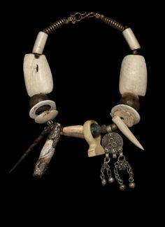 Marion Hamilton Collection of ancient beaded pieces