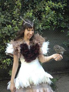 Owl costume idea