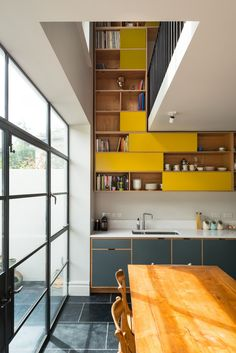 Terrace House Renovation in South Hampstead, London 3