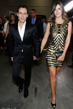 Marc Anthony has tied the knot with Shannon De Lima. The singer, whose divorce from Jennifer Lopez was finalised in June . Marc Anthony And Jlo, Ben Afleck, Old Singers, Ex Husbands, Tie The Knots, Jennifer Lopez, Fitness Inspiration, Girlfriends, Actresses