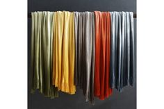 OMBRE THROW (Yellow is more 'sunshine' tone)