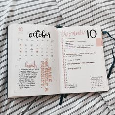 -currently reading- — 18|10 october…autumn…yellowthis months spread has...