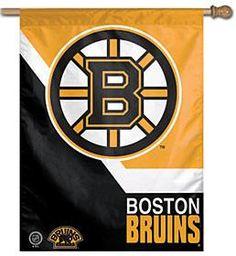Boston Bruins Banner 27x37