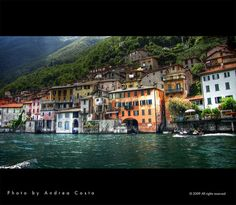 Brienno - Como lake
