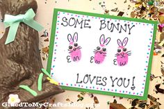 Get the little onesinvolved in sending some Easter themed happy mail with today's Thumbprint BunnyCardskid craft idea!!! Super simple to make and sure to be loved by the lucky receivers! We are talking easy supplies and less than ten minutes to pull together these DIY cards! Then mail away for spring, Mother's Day or just …