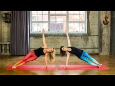 The Yoga-Meets-Bodyweight Workout You Can Do at Home