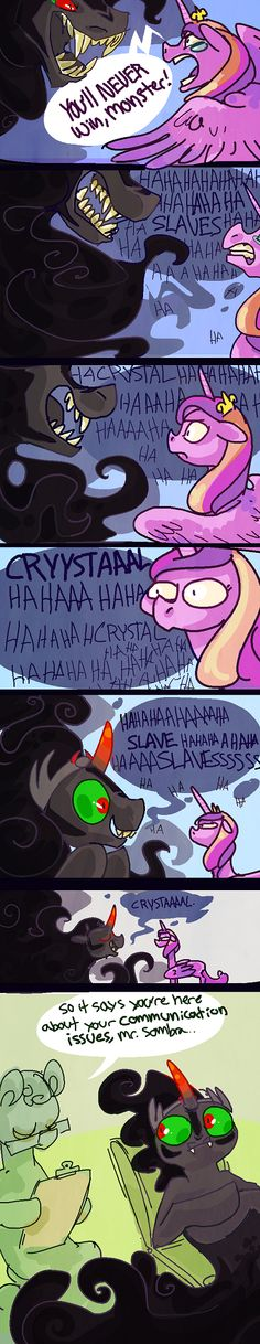 Limited Vocabulary by ~SnowontheRadio on deviantART