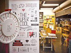 The Super Cool Shop   Graphic design Melbourne   Studio Alto