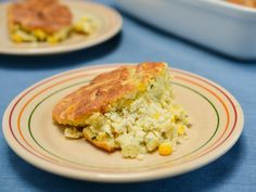 Baked Corn Pudding Recipe : Food Network - FoodNetwork.com