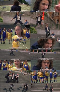 Favorite part of 10 Things I Hate About You