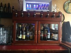 Wine bar!