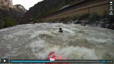 SKETCHY CLASS V+ KAYAKING SWIM - Colorado Kayak Supply Blog
