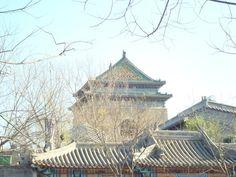 鼓楼 the drum tower Gulou - Photo by Adele Tang