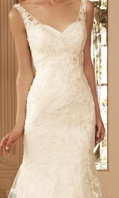 Casablanca 2099 celebrate forever 10: buy this dress for a fraction of the salon price on PreOwnedWeddingDresses.com