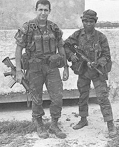 Kenneth Bowra, MACV-SOG (RT Sidewinder and RT Idaho, CCN), 1970. ~ Vietnam War