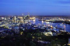 Je kunt me het dak op! Drie rooftop bars in Hamburg   Standort Hamburg