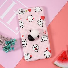 Squishi Phone Case for iPhone 7 7 plus T Mobile Phones, Mobile Phone Cases, Phone Covers, Iphone 6, Coque Iphone, Iphone Cases, Cute Cases, Cute Phone Cases, Crochet Phone Cover