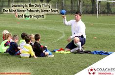 One trait of successful coaches is commitment to self-development. Knowledge that you currently have takes you where you've already been. View our done for you soccer sessions at >>> http://coachestrainingroom.com/topfive #coachestrainingroom #ayso #youthsoccer #coachingsoccer #soccerdrill #soccerdrills #soccercoaches #nikesoccer #nscaa #youthcoach #kidssoccer #ussoccer #uswnt #usmnt #barclays #soccertraining #soccerplan #soccerplans #soccersession #soccersessions #coachinglife