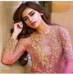Gorgeous! Mina Hassan