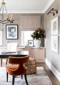 10 Designer Approved Home Offices To Inspire Your Own Home
