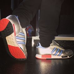 on sale b4cf6 cac9d A Customizer Made the adidas Ultra Boost Even Better  Sneakers or trainers  as we call them here in UK  Pinterest  Adidas and Fashion