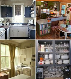Gorgeous small kitchens