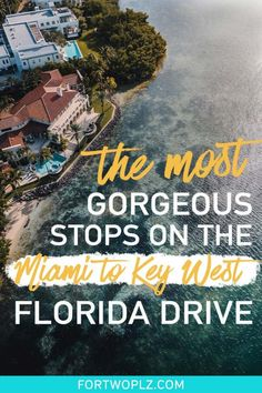 Miami To Key West Drive: How To Plan The Perfect Florida Keys Road Trip - [Florida Travel] Looking for the best road trips to take on your Florida vacation? Consider the Mia - Road Trip Florida, Florida Travel Guide, Visit Florida, Road Trip Usa, Texas Travel, Best Road Trips, Usa Travel, Miami Florida Vacation, Travel Tips