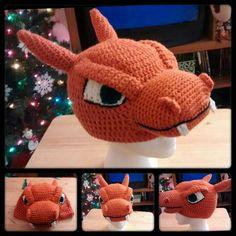 Charizard Amigurumi Crochet Tutorial - YouTube | 236x236