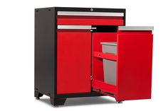 NewAge Pro 3.0 Red Multi-Functional Cabinet # $525.00