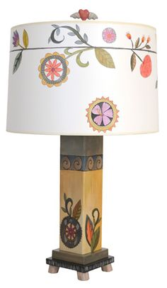 Box Table Lamp