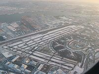 Newark Liberty International Airport's (2012 world air cargo traffic ranking = nr.27) second largest tenant is FedEx Express, whose third largest cargo hub uses three buildings on two million square feet of airport property.